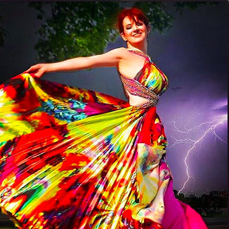 fashion photography and lightning