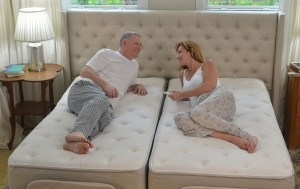 product photography adjustable beds