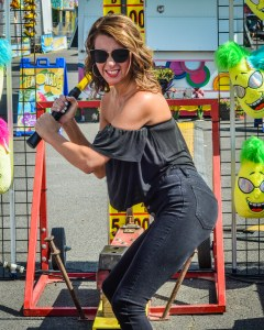 Grease-themed Carnival Photoshoot