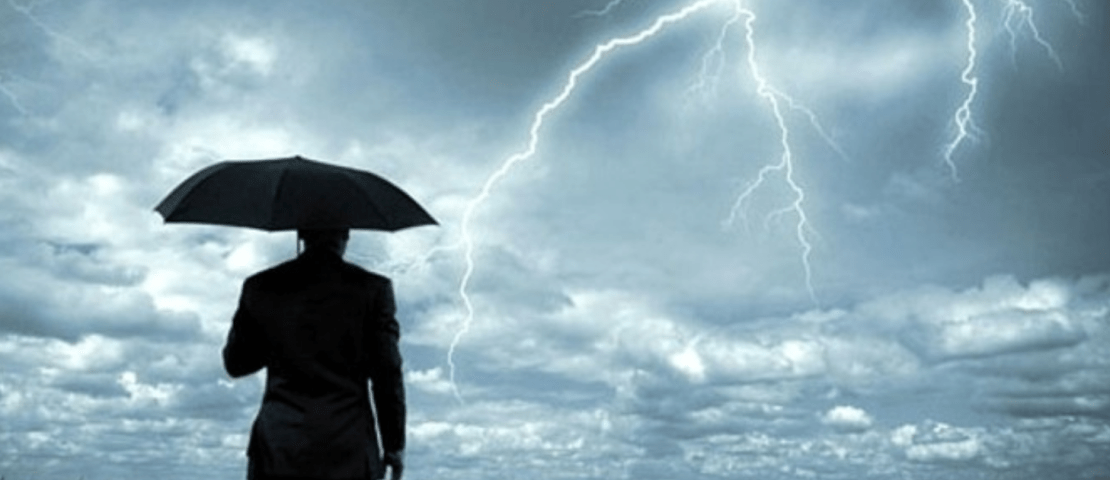 FINDING PURPOSE IN THE STORM