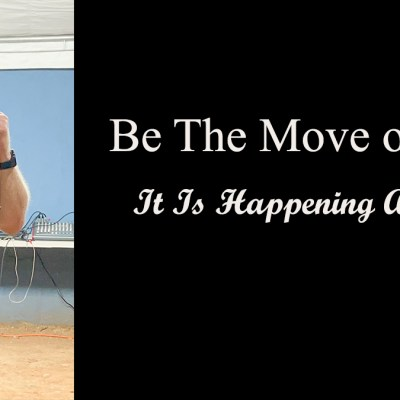 Be the Move of God