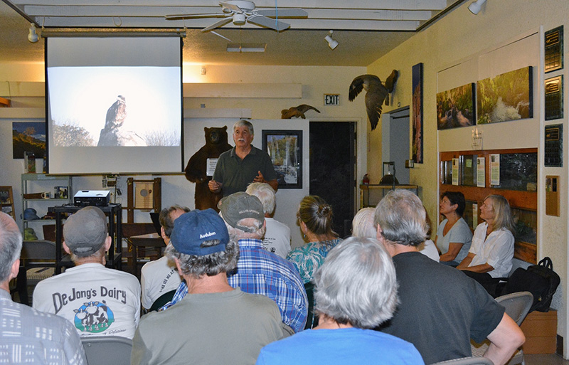 "Author Steven T. Callan discusses the chapter ""Saving Lake Mathews"" from his book Badges, Bears, and Eagles--The True-Life Adventures of a California Fish and Game Warden"