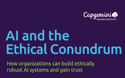 AI and the Ethical Conundrum Report