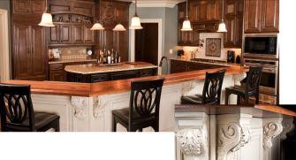 17 - Custom Cabinets