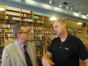 With Author/Screenwriter Randy O'Brien