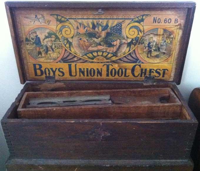 Boys Union Tool Chest