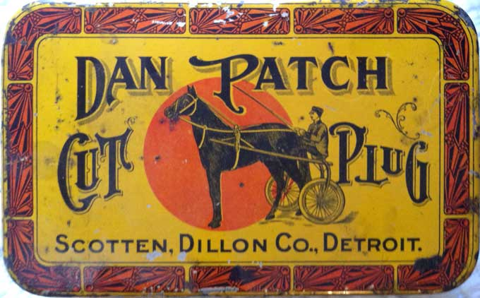 Dan Patch Label