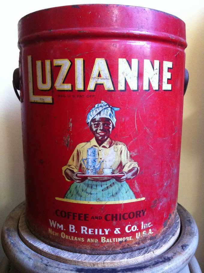 Luzianne Label