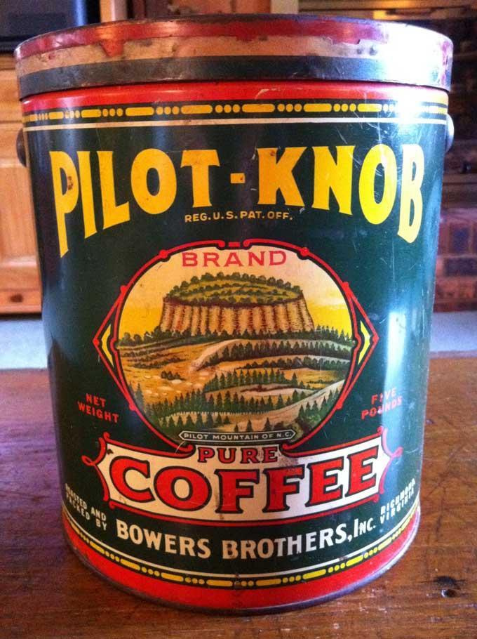 Pilot Knob Label