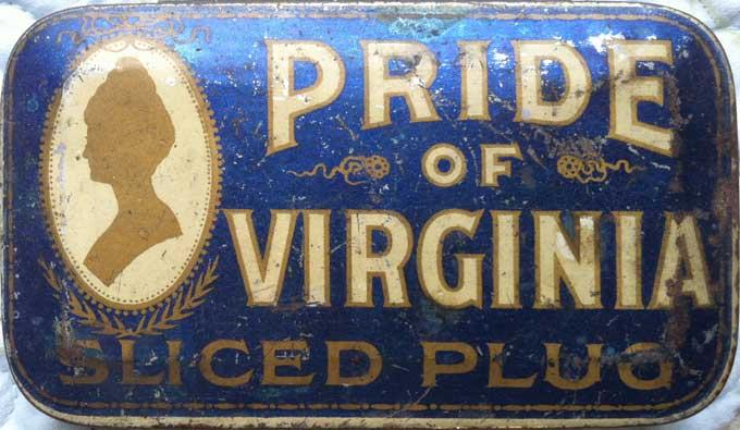 Pride Of Virginia Label