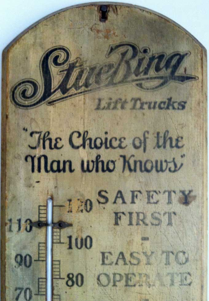 Stue Bing Thermometer