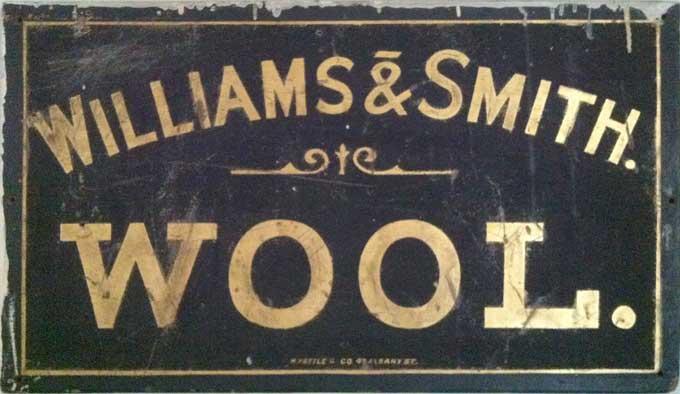 William Smith Wool