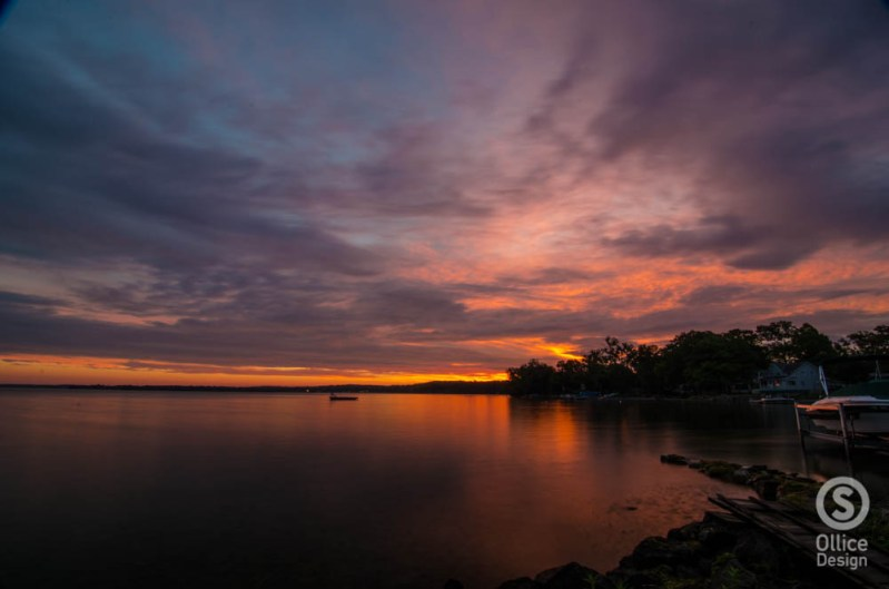 Cayuga Lake Sunrise 2