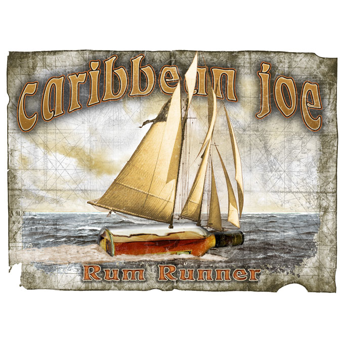 Caribbean Joe - Rum Runner