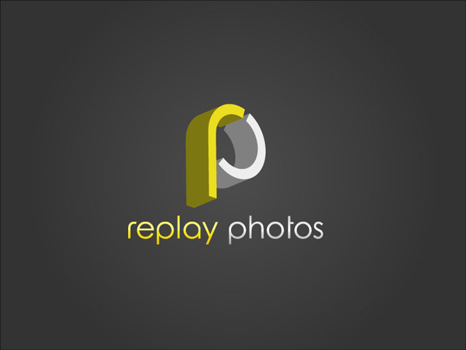 Replay Photos Logo 2