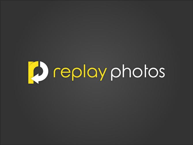 Replay Photos Logo 5