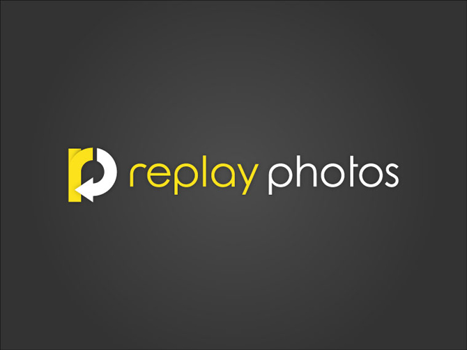 Replay Photos Logo 5
