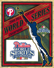 2008 World Series Poster