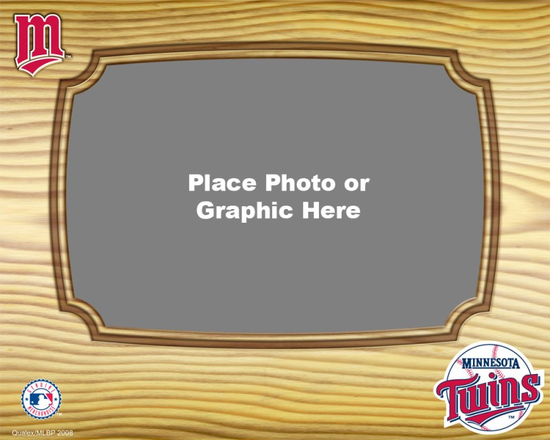 Minnesota Twins Photo Template