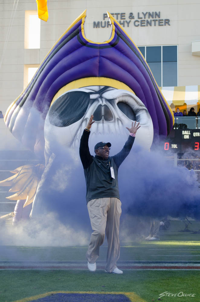 ECU vs Tulane Nov 22 2014