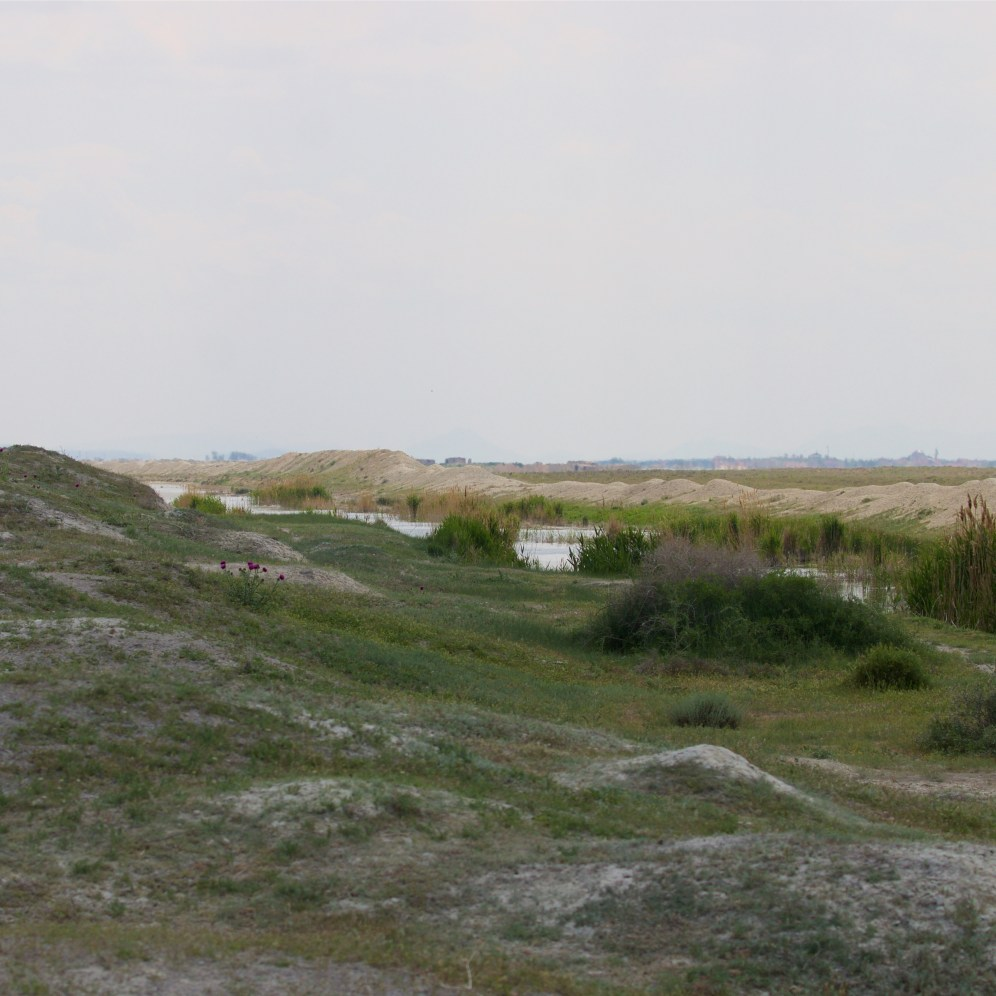 The Konya drain between Goyazi and Tuz Golu