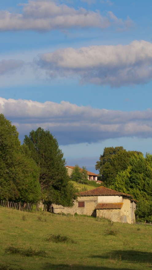 Charente farmhouses