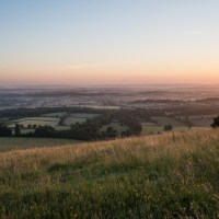 South Downs Dawn