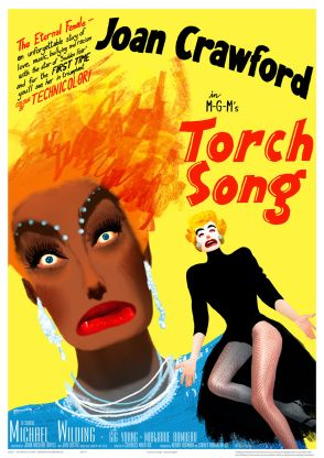 Movie Poster of Torch Song