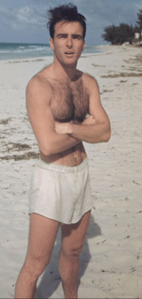 Monty Clift Beach 1