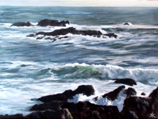 "Westerly 18"" x 24"""