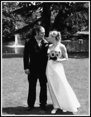 Sarah & I Wedding photo