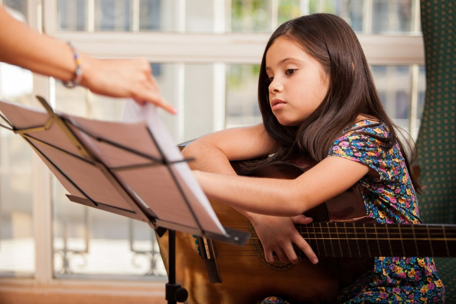 do you need music lessons?