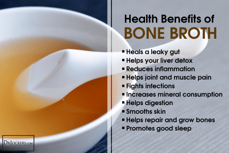 how to lose weight safely with bone broth diet