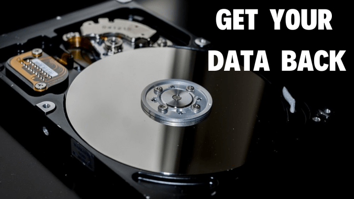 How to recover data from a dead hard drive