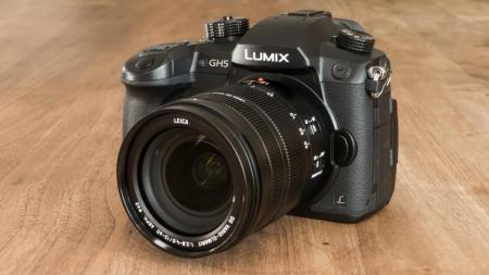 Panasonic GH5 is still the best for 4K video work (and 1080 HD)