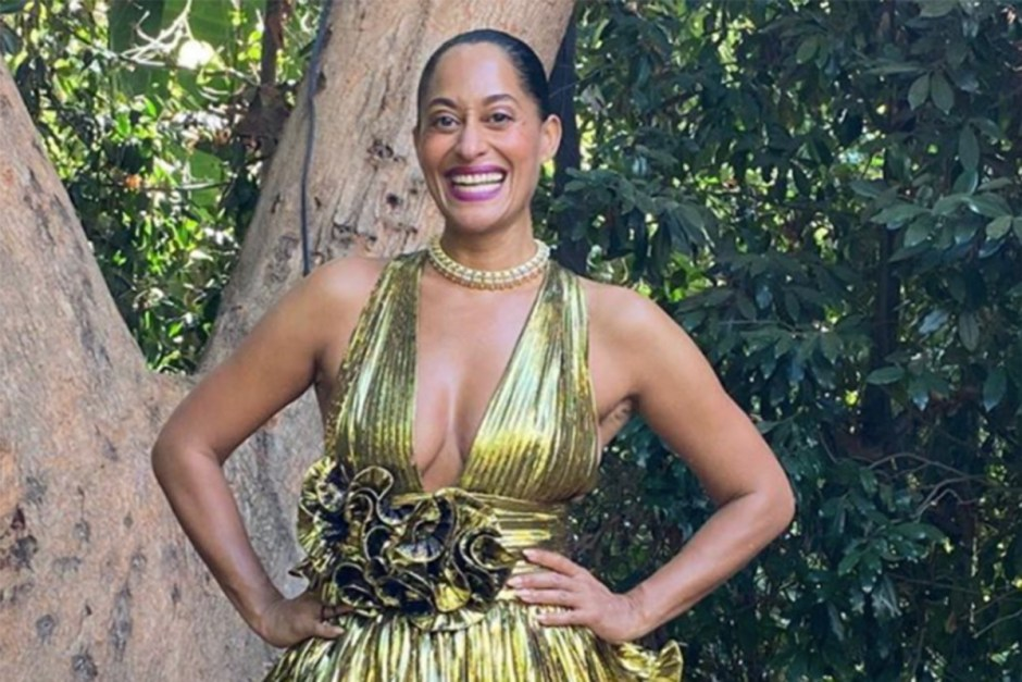 Tracee Ellis Ross fails to entertain, as usual, at the 2020 Emmys.