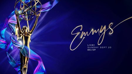 Emmys 2020 and COVID-19 hoax