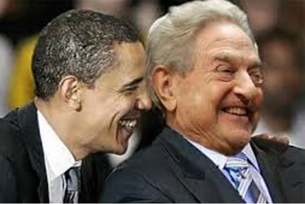 George Soros and Obama are evil and need to be taken down