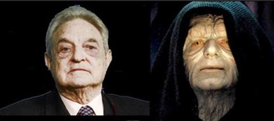 George Soros is evil