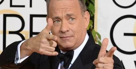 Tom Hanks is an evil pedophile
