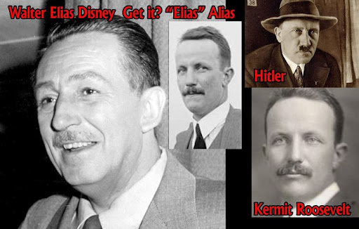 HITLER IS DISNEY