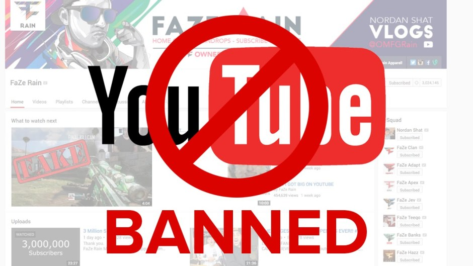YouTube banned videos is more of a problem in 2020. YouTube alternative www.roxytube.com