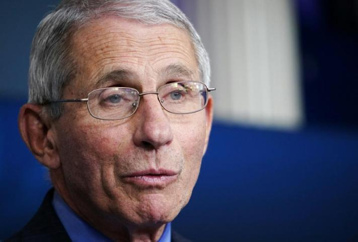 Anthony Fauci planned covid