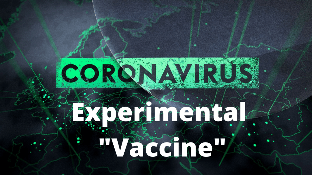 covid update experiment on humans
