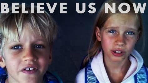 Deep State child trafficking video