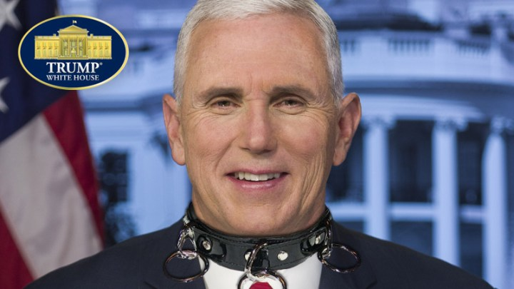 Mike Pence part of the dirty tricks squad and pedophile