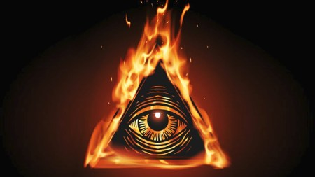 what is the deep state and the illuminati