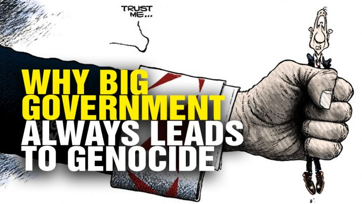 Arrests and Executions of the people through government genocide