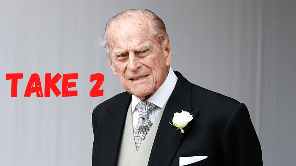 Prince Philip dead at 99