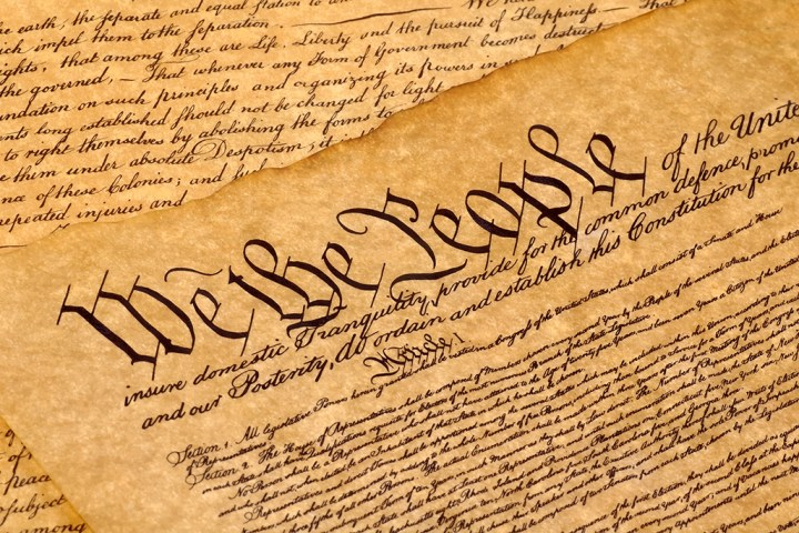 The US Constitution's original text and all prior amendments remain untouched. The precedent for this practice was set in 1789, when Congress considered and proposed the first several Constitutional amendments.